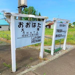 青森県むつ市 大畑地区を自転車旅。丸美屋食堂の唐揚げチャーハンは最高でした。
