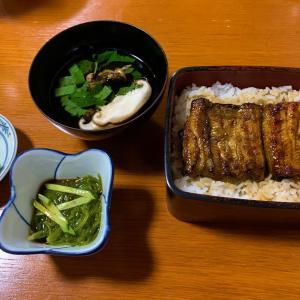 青森県青森市 土曜の丑の日ではなく、土曜日にうな久のうなぎを食べてきました。