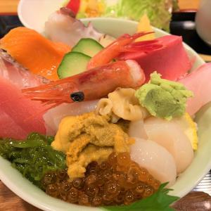 青森県むつ市 まさに価格破壊。どってん家のお得過ぎる寿司ランチ