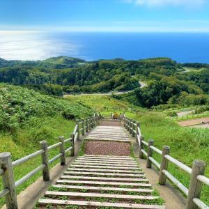 青森県外ヶ浜町 津軽半島を代表する絶景スポット「竜泊ライン」