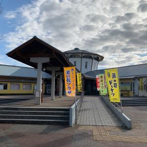青森県横浜町 侮れぬ道の駅よこはま。レストラン鮮菜の辛みそラーメン。