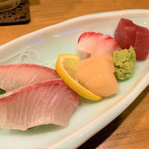 青森県むつ市 お寿司屋さん、どってん家のお得な晩酌セットとモヒカン娘。