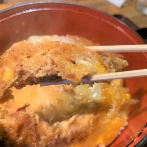 青森県東北町 味処たなかの黒豚カツ丼は激ウマです。