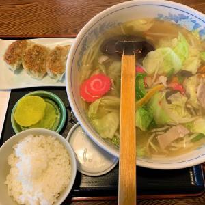 青森県むつ市 五目ラーメンと言ったら王将って言うもんだから、行ってみたら実際美味しかった。