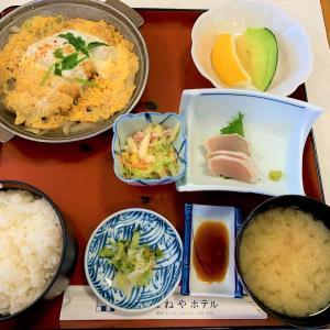 青森県むつ市 平日限定、人気のホテルのランチを食べる【はねやホテル】