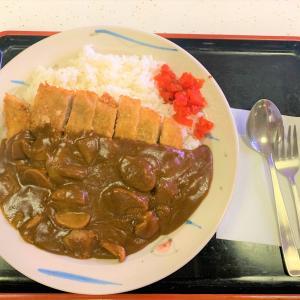 青森県むつ市 むつグランドホテル内に隠れた食堂で、美味しいカツカレーを食べる【斗南庵】