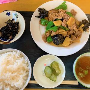 青森県むつ市 行きつけの町中華の名店で、肉のうま煮定食が美味しかった【明華園】