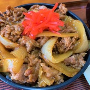 青森県むつ市 肉屋が営む人気店で食べた、牛丼が最高だった【しらかわ食堂】