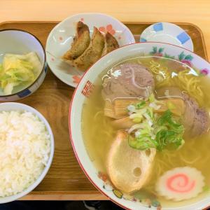 青森県むつ市 釣具屋さんが営む美味しいラーメン屋さんの塩ラーメン【さか蔵】