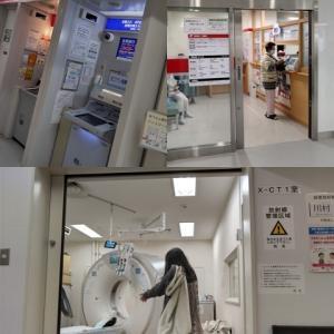 ある日の大学病院