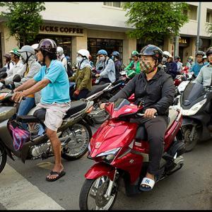 バイク、バイク、バイク、バイク……