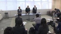 富山市議会政務活動費 自民の2議員が300万円と利息を返還(BBT 10月23日 18時30分)