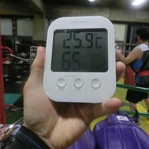 今日のボクシング (6/12・木曜日) @ おやじボクサー #仮