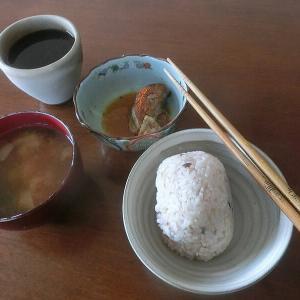 先週の健全な朝御飯 @ ら・し・く・ない・朝(そんな朝も有るさ!(;´∀`)