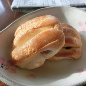 朝食 @ 小倉ディッシュとアイスコーヒー