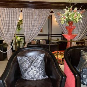 ラグジュアリーカードラウンジ@VILLA FOCH GINZAはおすすめ!銀座のカフェ/バー