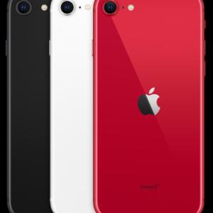 iPhone SE(第2世代)の色を比較!ブラック・レッド・ホワイトを解説