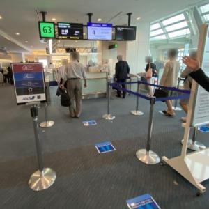 ANAの最新の優先搭乗を2空港で経験!搭乗順は6段階でSFC・ダイヤモンド等の優先レーンあり