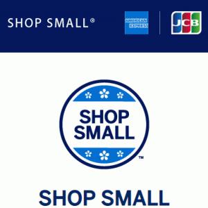アメックスのSHOP SMALLキャンペーンが30%キャッシュバックで激熱!多数の飲食店が対象