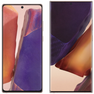 Galaxy Note20 / Ultraのサイズ・大きさ・重さの比較まとめ