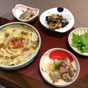 白菜と豚バラの蒸し物・ネットで拾ったレシピ☆CHICAの横顔
