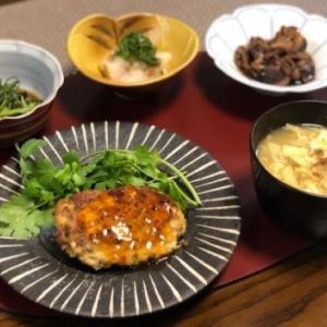 豆腐とソイミートでヘルシーバーグ☆CHICAさん、そのお顔・・・・・
