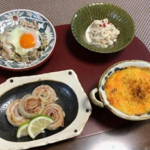 太刀魚のベーコン巻き☆明日の釣りは超微妙・・・(T_T)
