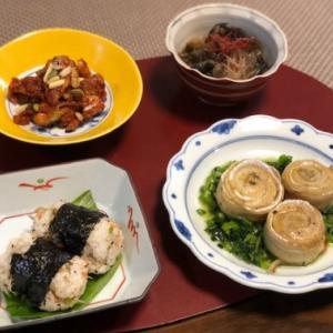 巻き巻き太刀魚の小松菜ソース☆CHICA傷害未遂事件