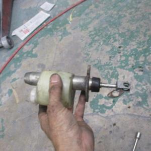クラッチ修理(2)