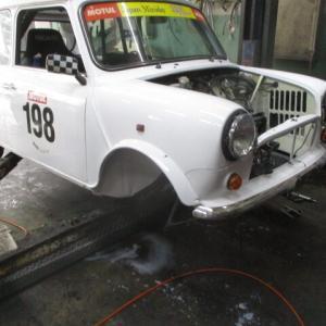 レーシングカーの修理(最終回)