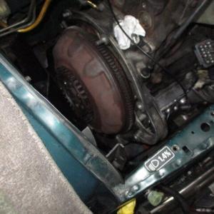 オイル漏れ修理(2)