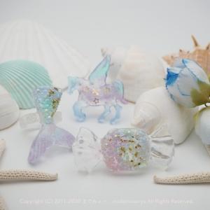 夏の海「マーメイドとユニコーン」*Sweets Suzu 新作*