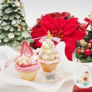 クリスマスカップケーキが入荷♡ *Myaa Sweets 新作*byまでみゅ~