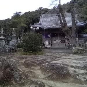 四国霊場第14番札所常楽寺