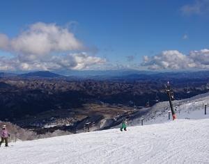 今季初スキーに行ってきた!!
