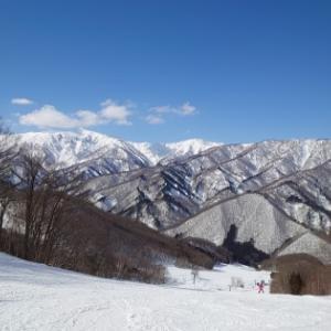 2021ひとりDEスキーに行ってきた。
