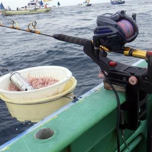 釣行 キハダマグロ・カツオ 3 [ 相模湾 ] 2020年はどうでしょう@長井漆山港・昇丸