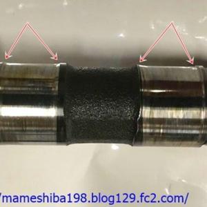 SさんのZ1100GPについて、エンジンオーバーホールを行う その2~エンジン内各部の摩耗や損傷状況