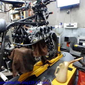 NさんのZ1000MK2エンジンオーバーホール その5~ならし完了からキャブセッティング煮詰めにて完成