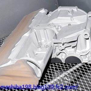 IさんのGS1000エンジンオーバーホール その8~エンジン塗装は順調に進んでおります