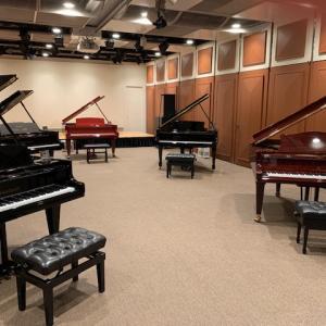 総額5000万以上のピアノを弾いてきました!!
