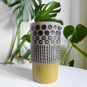 UPSALA-EKEBY マリ.シムルソン デザインの花瓶 PERU