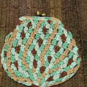 タマンドプーリング編みました