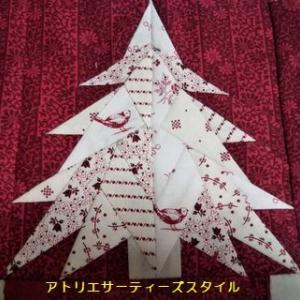 レッドワークのクリスマス計画