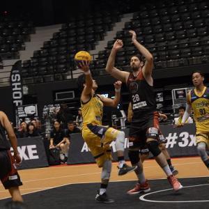 3人制バスケットボール