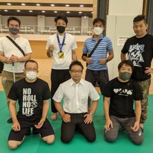 第5回南日本柔術選手権 結果!