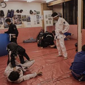 今週の土日はASJJFの柔術大会(佐賀)
