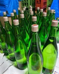 「純米吟醸 Blueラベル」など出荷&ラストの酒粕詰め