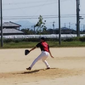 日曜日の野球 ②