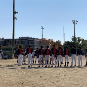 昨日の野球 その壱・・・
